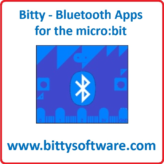 Bitty - Bluetooth Apps for the micro:bit