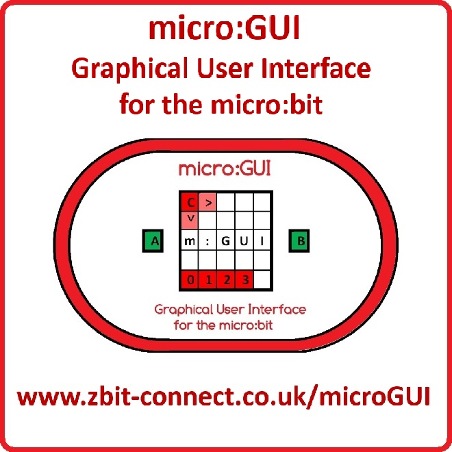 micro:GUI Graphical User Interface for the micro:bit